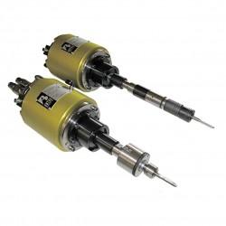 стержень для нарезания резьбы /  AMTRU - стержень для нарезания резьбы / с пневматическим двигателем / осевой / радиальный