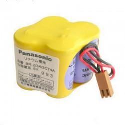 Батарейка FANUC A98L-0031-0025 со штекером (4 элемента), элемент питания литиевый 2600mAh 6В