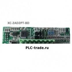 XC-2AD2PT-BD модуль